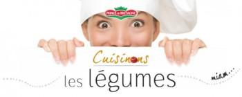 Logo cuisinons les légumes