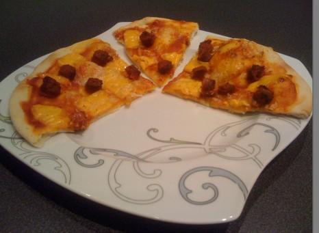 Pâte à pizza Sorawel