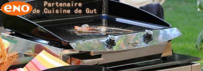 Plancha partenaire cuisine de gut