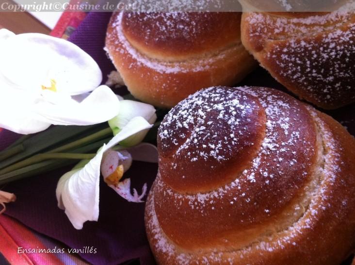 Ensaimadas vanillés panière2