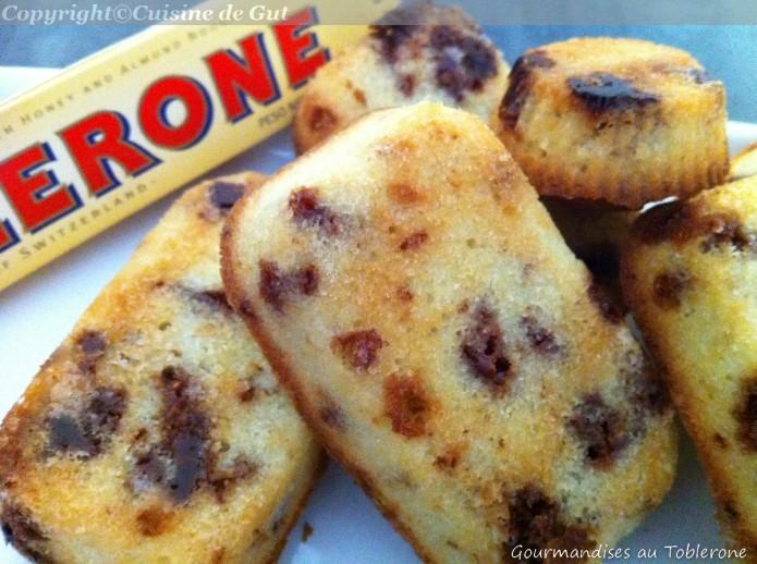 Gourmandises au Toblerone ensemble