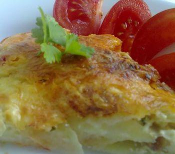 tortilla de Sophie Blog mes pauses gourmandes
