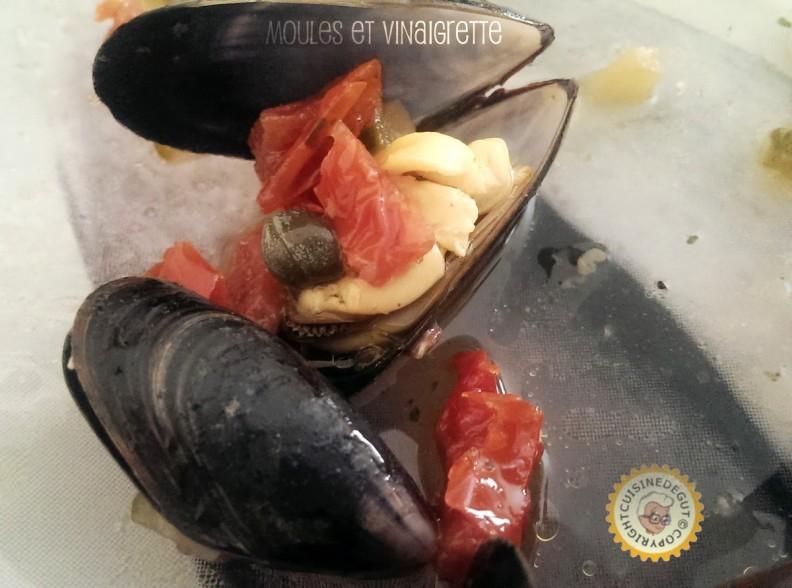 Moules et vinaigrette2