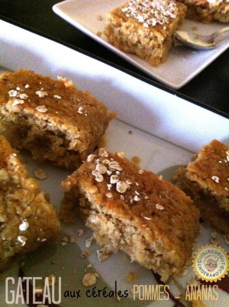 Gâteau aux céréales3