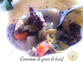 Viande et légumes dans l'assiette