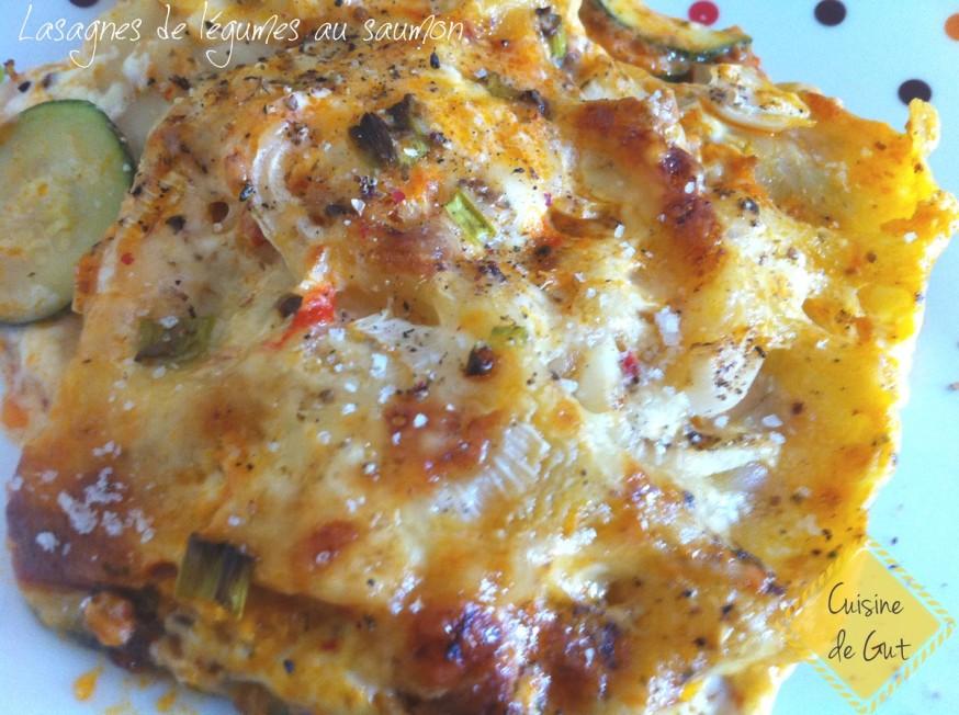 Part de lasagne entière