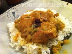 Porc au curry horinzontal