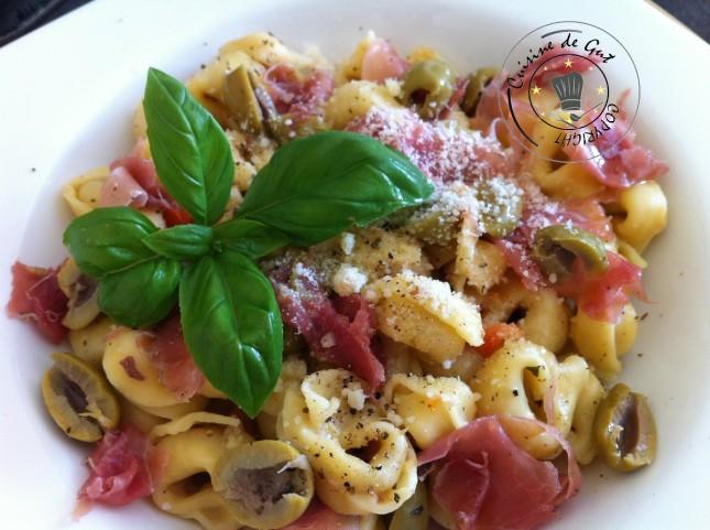 Gastronomiz et tortellini1