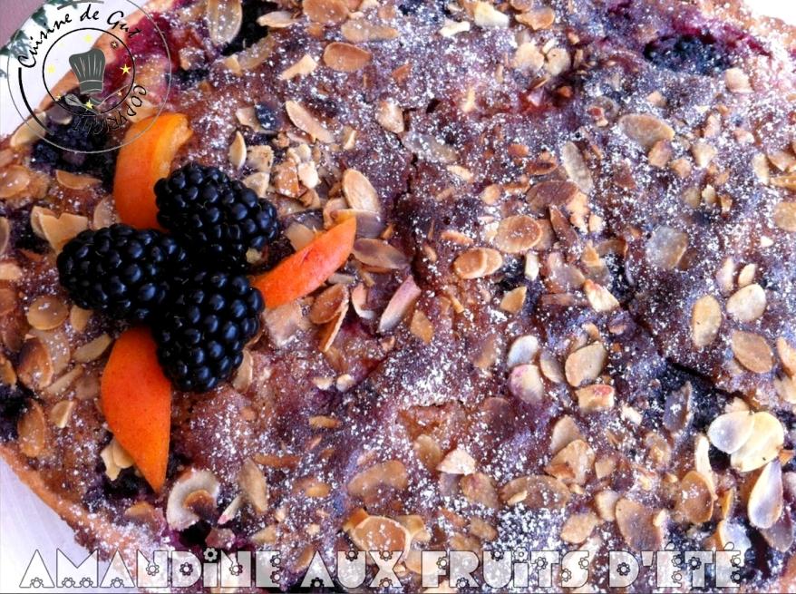 Amandine aux fruits d'été1