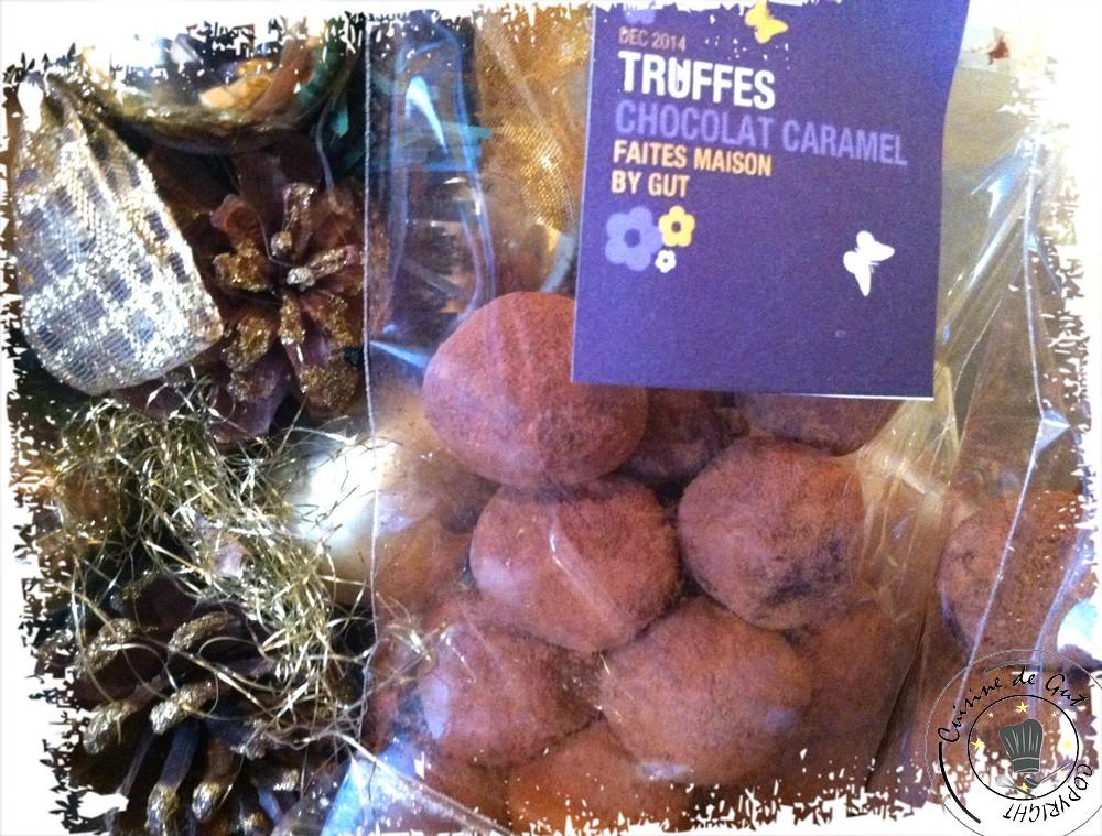 Truffes chocolat caramel1