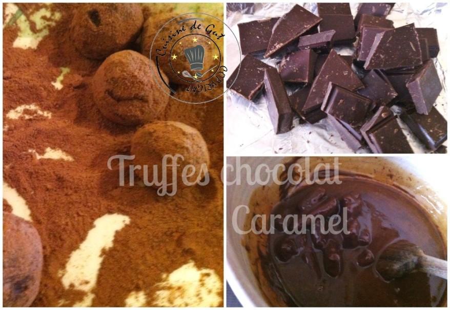 Truffes chocolat caramel2