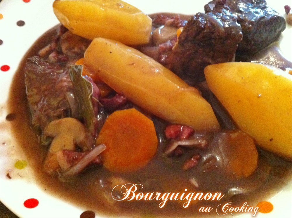Bourguignon au cooking1