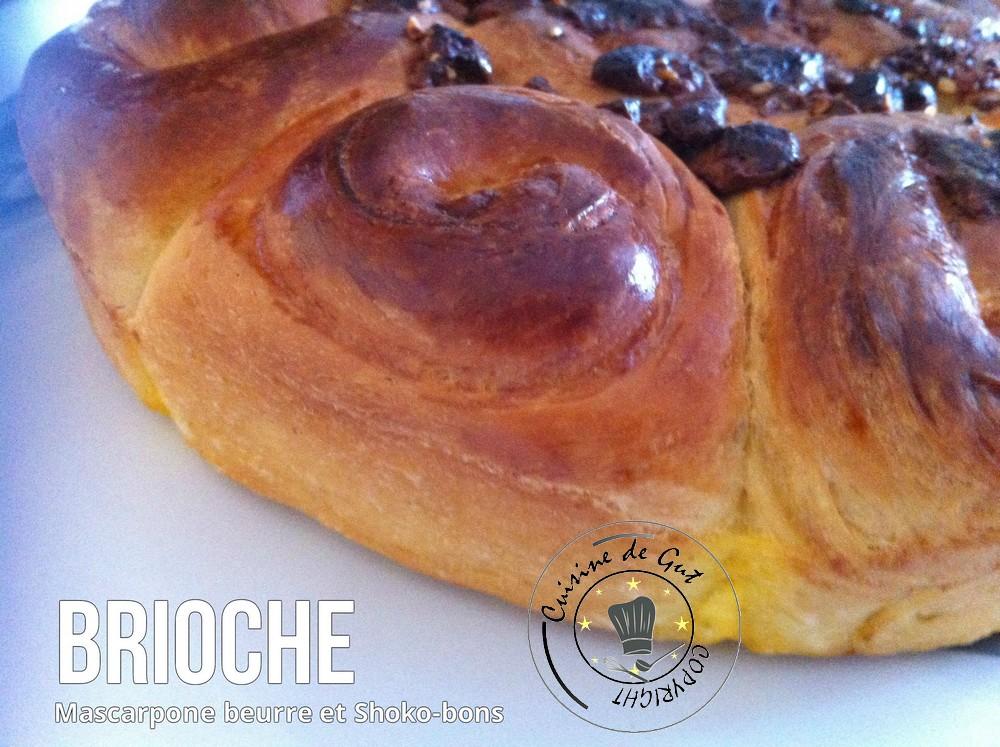 Brioche mascarpone beurre shoko bons 3