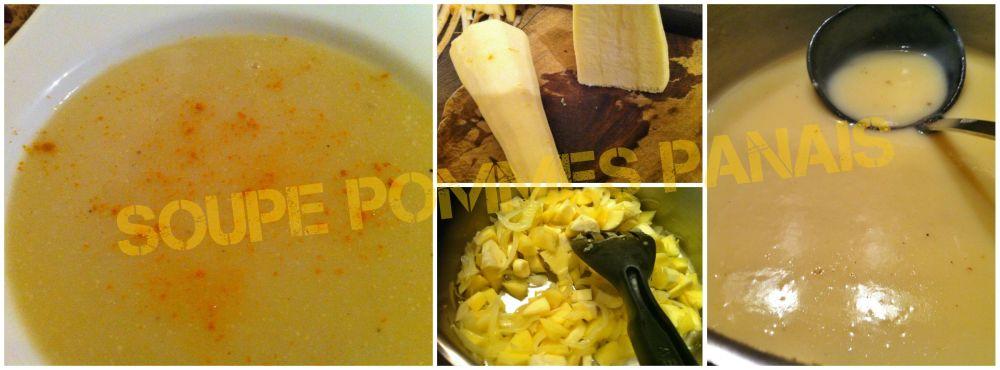 Soupe pommes panais 2