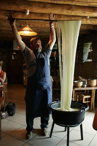Aligot traditionnel
