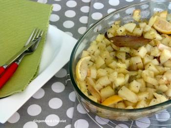 Pommes de terre façon crétoise