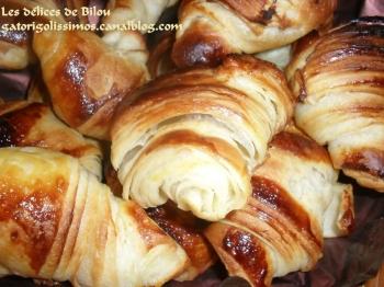 croissants Les delices de Bilou FB