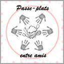 logo Corinne passe plats entre amis