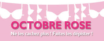 OCTOBRE ROSE