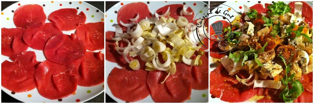 Carpaccio en salade3