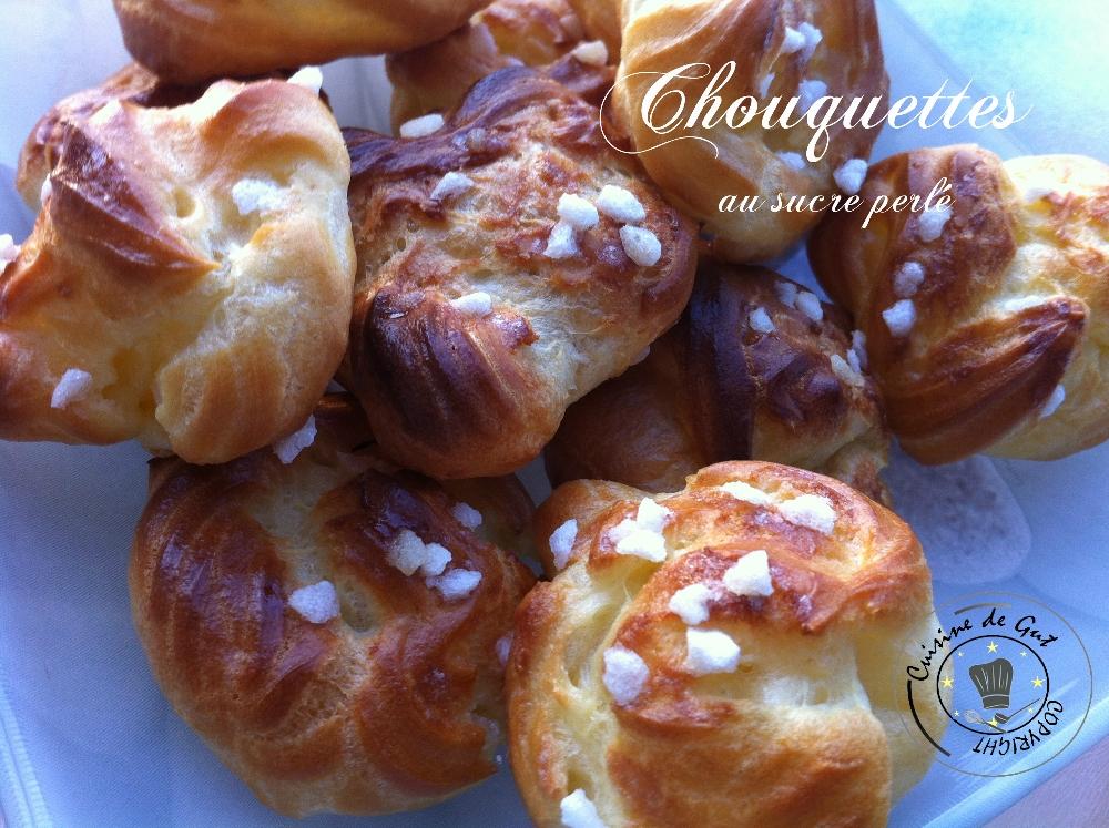 Chouquette au sucre perlé1