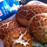 Pain Girafe (ou pain de l'amitié)