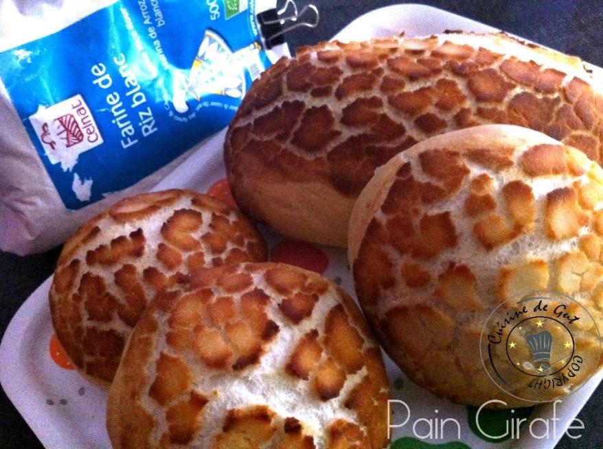 Pain Girafe1