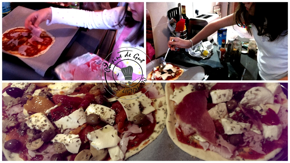 Pizza Oriane cassandra