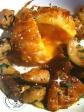 Cèpes en persillade et son oeuf frit1