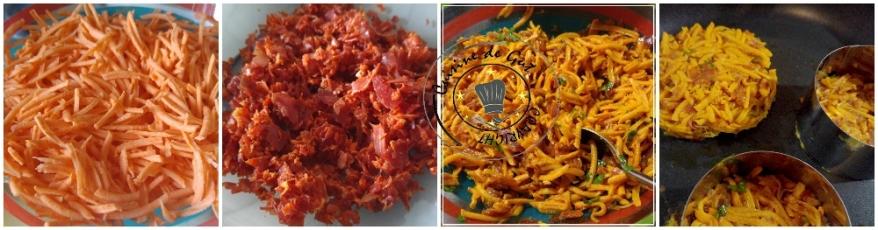 Galettes de patates douces et chorizo3