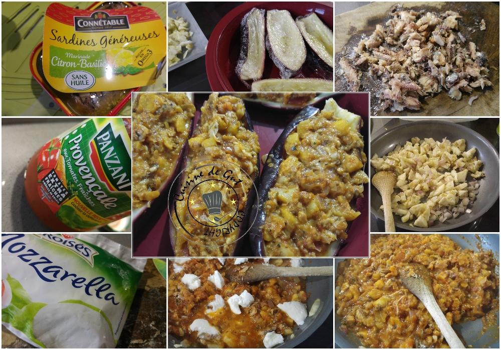 Aubergines mozza sardines3