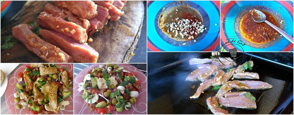 Aiguillettes de porc à la Libanaise3