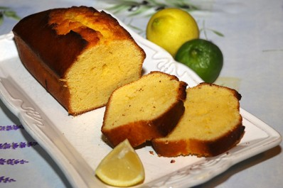 Cake citron comme une madeleine JACKIE