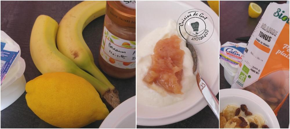 Fromage blanc banane et spéculoos aux fruits secs3
