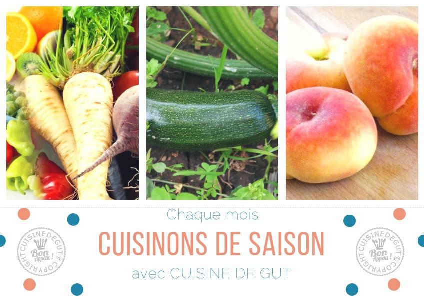 CUISINONS DE SAISON Logo8
