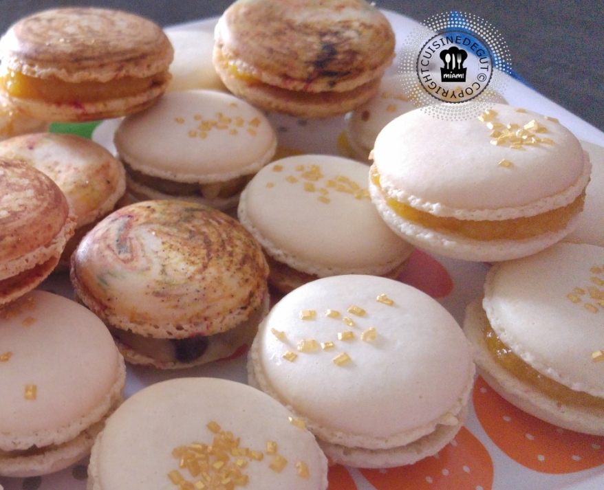 Macarons aux calissons1