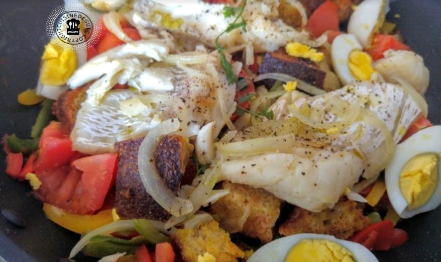 Salada de bacalhau1
