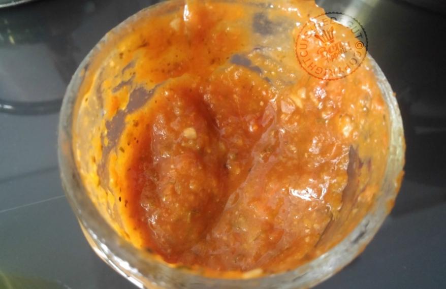 Sauce tomate maison à la sauge et herbes de provence1