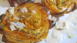 rosace-de-pdt-et-patates-douces-sauce-vin-blanc-au-coulommier1