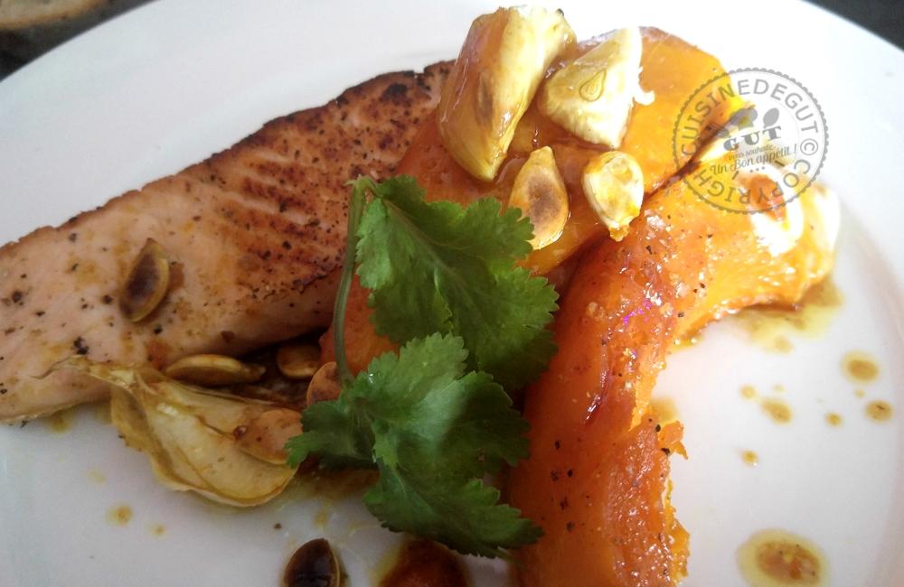 saumon-et-potimarron-roti-au-sirop-derable-ail-et-cumin1