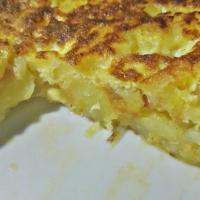 Tortilla espagnole la vraie !