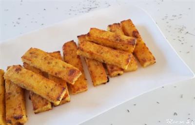 Frite polenta