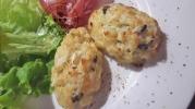 Quenelles de chou fleurs aux fromage et menthe