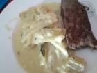 Cardes de blettes au fromage frais romarin olive1
