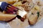 Chaudrée de lamelles de seiches au Pineau des Charentes2