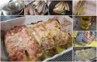 Endives au jambon gratinées crème ail et huile aux truffes2