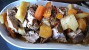 Rouelle de porc confite aux épices1
