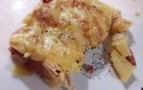 Raclette de céleri et bacon1