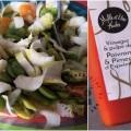 Salade et oeuf au vinaigre de pulpe de poivron et piment d'espelette3