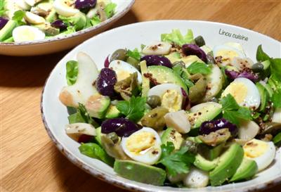 salade linou